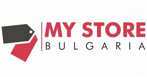 Дизайн на лого за онлайн магазин My Store Bulgaria