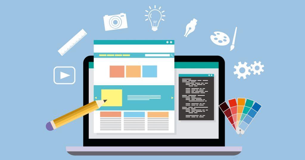 Изработка на фирмен уеб сайт от Уеб Идея Варна